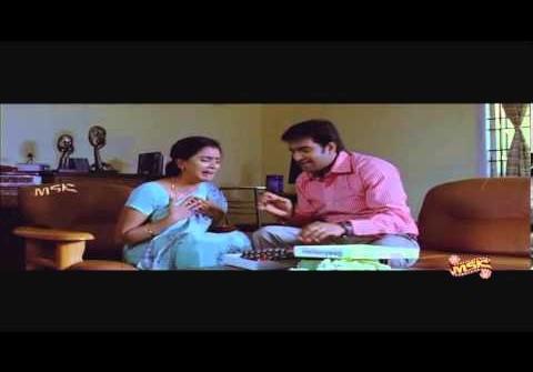 eLanka   Santhanam Saree Comedy