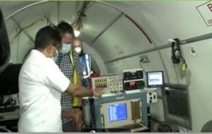 Airborne survey begins for oil exploration