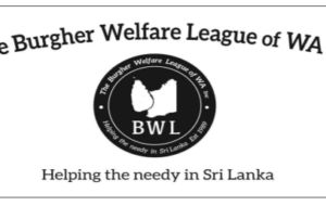 Burgher Welfare League of WA – Newsletter (July 2021)