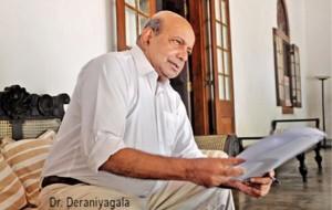A legend who rewrote Sri Lankan history: Eulogy for Dr. Deraniyagala-By Tharindu Muthukumarana