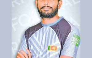 Sri Lanka should play attacking football – skipper Sujan Perera-by Althaf Nawaz