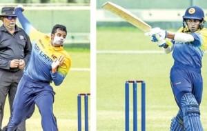Mathews, Pathiraja steer : Sri Lanka U-19 to easy win-by Dhammika Ratnaweera