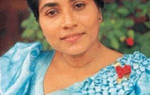 Visharada Neela Wickremasinghe's heavenly voice signals tonal decorated artistry BySunil Thenabadu