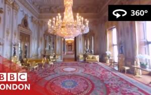 Buckingham Palace – by Des Kelly